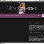 Callmecupcakeyan.modelcentro.com Acount