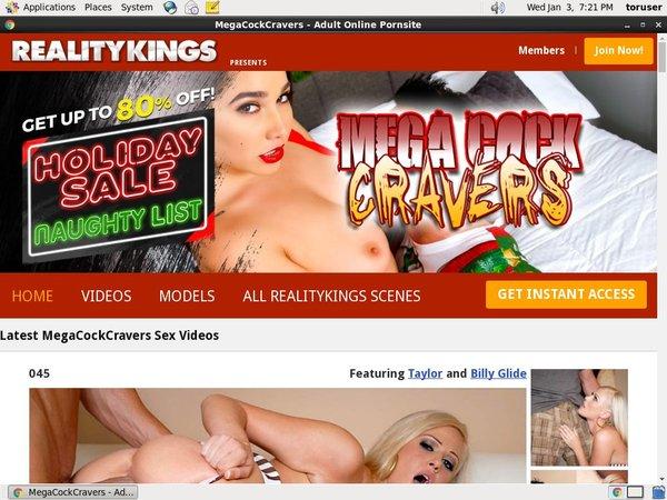 Megacockcravers.com Watch