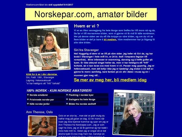 Norskepar Com Discount