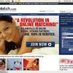 Wildmatch Free Login
