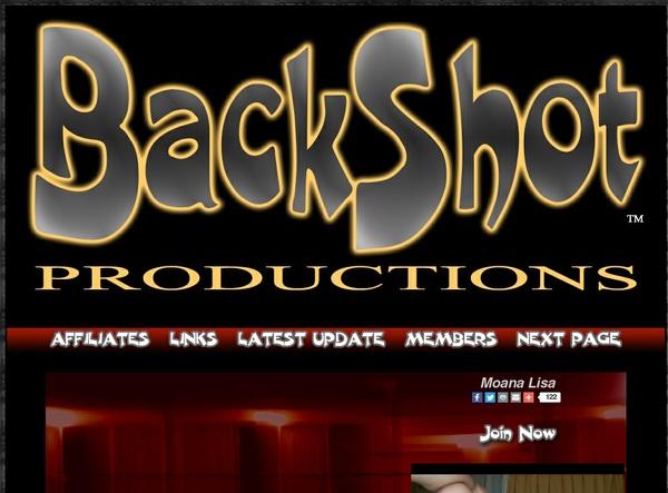 Backshot Productions Com Logins